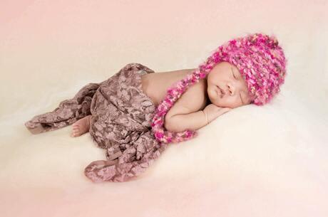 Geboortekaartjes meisje