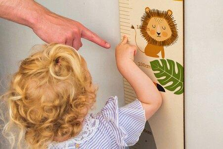 Kinderkamer decoratie
